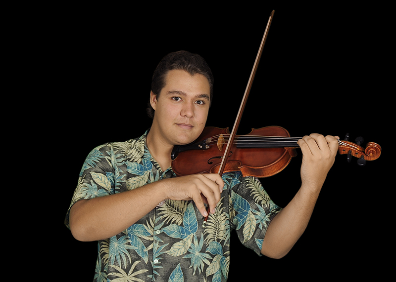 violin teacher honolulu