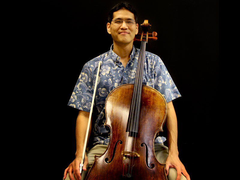 cello lessons honolulu